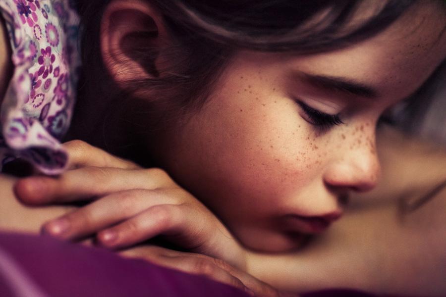 Retouche photo sur photoshop d'un portrait d'enfant - image finale - apprendre partager - peRCeption l'atelier photo Renaud Couderc Strasbourg Alsace